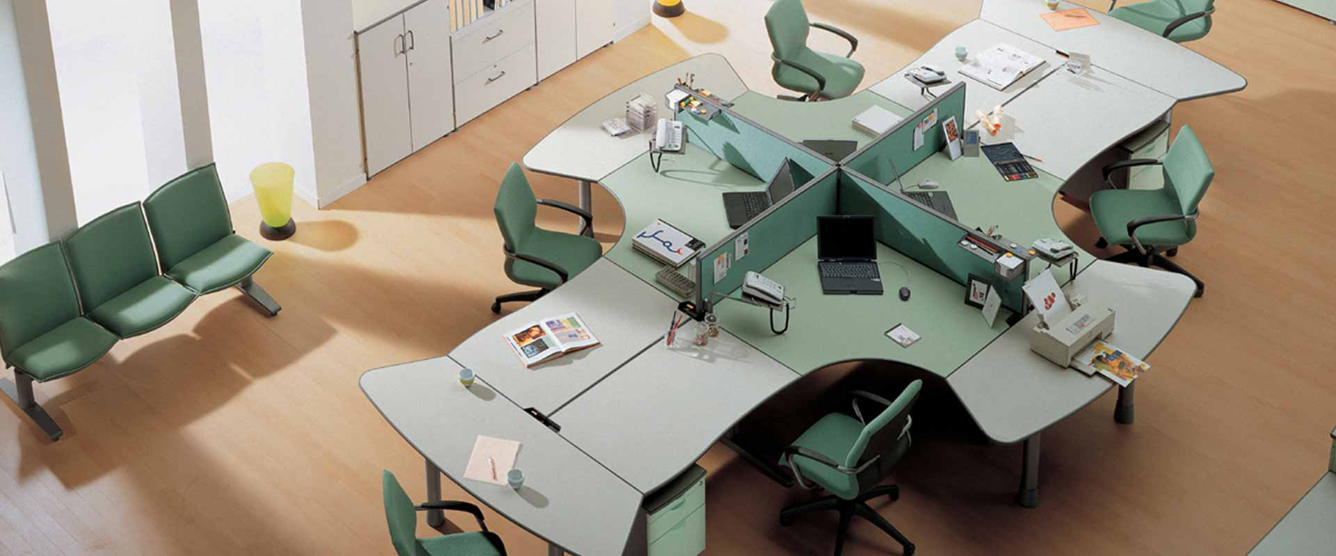Office Furniture and Equipment Leasing