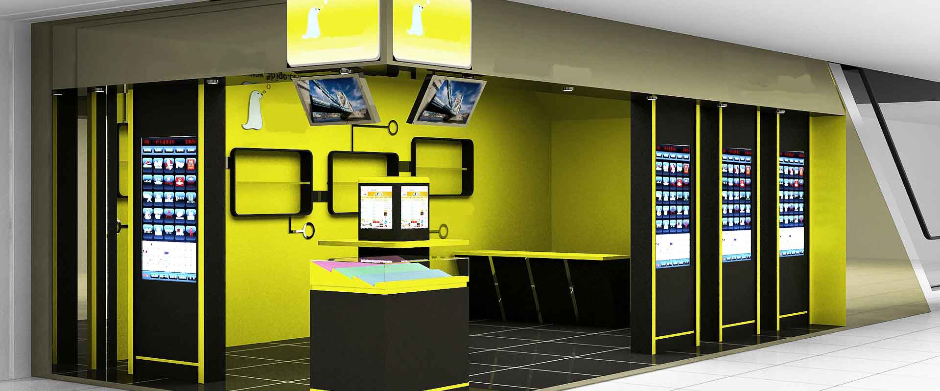 Digital Signage and EMCs Leasing