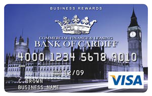 Bank of Cardiff Business Rewards Card
